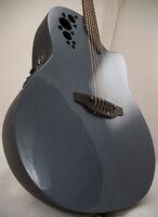 guitare Ovation 2078TX bleu électro acoustique