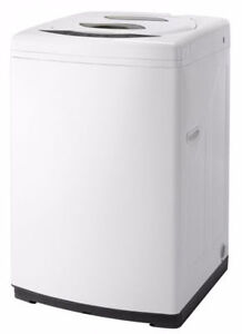 Danby 11.02 lb apartment size Washing Machine, Model#: dwm17wdb