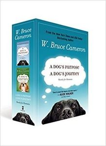 DOG'S PURPOSE - BOXED SET - NEW!
