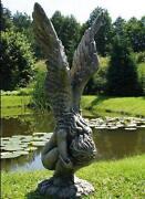 Steinfigur Engel