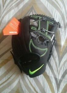 "NIKE SHA-DO EDGE BASEBALL GLOVE 11.5"" Volt Bat Cleats Batting"