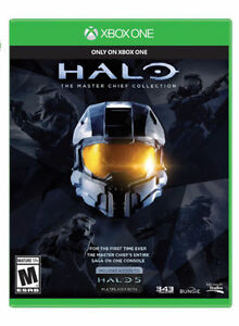 Halo The Master Chief Collection for Xbox One