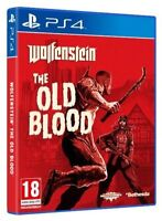 Brand New Sealed Copy of Wolfenstein The Old Blood
