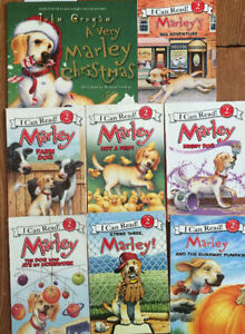 MARLEY AND ME picture books $3 each or all 8 for $20