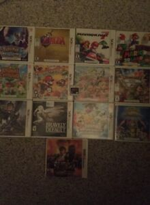 **UPDATED PRICES** Nintendo 3DS Games For Sale