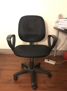 Selling desk and chair