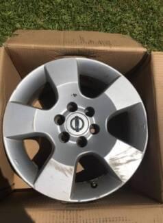 Nissan Navara Wheels D40