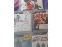 ps3 games selling as a bundle