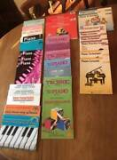 26 Piano Books Mount Hawthorn Vincent Area Preview