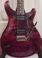 Mint USA Made 1995 PRS CE 22 Purple-Red OHSC Included