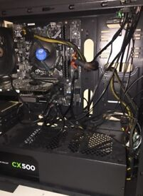 Gaming PC For sale with extras