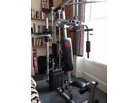 3 station home gym Pro Power. fitnes multigym