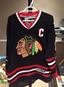 separation shoes 3c874 bfa7d Blackhawks Jersey | Kijiji in Mississauga / Peel Region ...