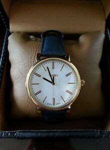 Ladies Timex Watch Leather band