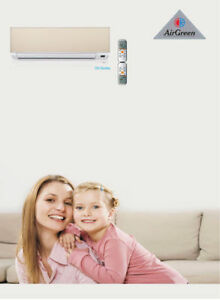 Mini Split Ductless Air Conditioner, Heat Pump SALE