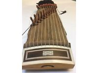 Mini 12-String Kayagum, Gayageum, Korean Zither Musical Instrument