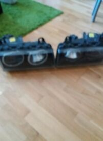 BMW E36 COUPE headlights