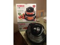 TOWER 17Ltr Low fat air fryer