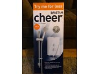 Bristol Cheer Electric shower - Brand new bargain