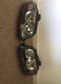 Audi A3 8P Headlights - PAIR - Fully Working - With Bulbs