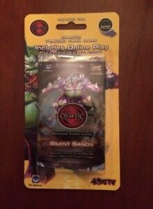 Chaotic silent sands blister packs