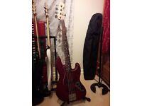 Fender USA Highway One Jazz Bass (2008)