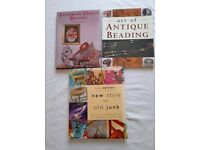 3 craft books (price for all together)