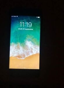 iPhone 7 Black 64g Unlock phone to sell