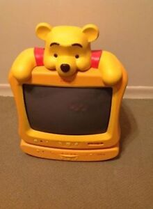 Winnie the Pooh TV and DVD Player