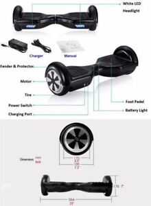 Largest selection Self Balancing scooters hoverboards in Canada Edmonton Edmonton Area image 4