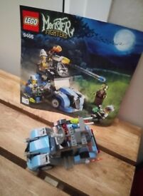 lego monsters fighters