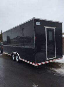 28 FT Concession Trailer Food Truck only 1 available!!!