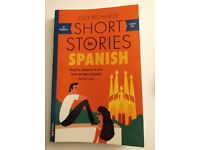 Short Stories in Spanish A2/B1 - Olly Richards