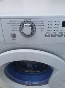 Free delivery Haier 7.5 kg washing machine