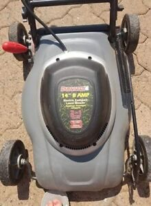 Electric 14 inch lawnmower