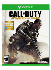COD Advance Warfare, XBONE