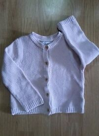 M&S Girl's Knitted Cardigan (18 to 24 months)