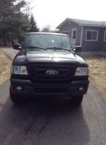 2004 Ford Ranger FX4