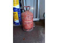 Propane Gas Cylinder/Bottle Shell Propagas 11kg size