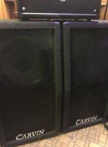 Carvin Guitar Cabinets up for trade
