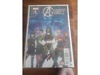 Comic book sets (marvel/dc)