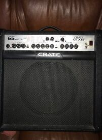 Crate GTX65 - 65 Watt Guitar Amp