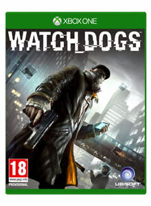 Watchdogs - New - Xbox One - Unopened