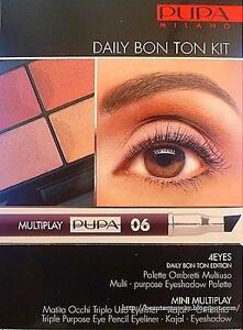 PUPA Daily Bon Ton Kit (08) - BRAND NEW !