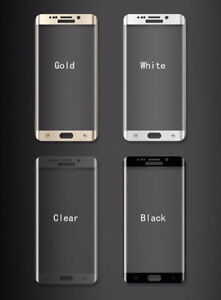 Tempered Glass Screen Protector,Case for Samsung S7 Edge,S7,S6