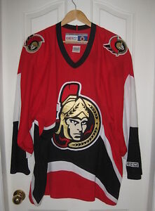 Ottawa Senators Hockey Jersey