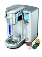 Breville BKC700XL Gourmet Single-Serve Coffeemaker with Iced-Bev