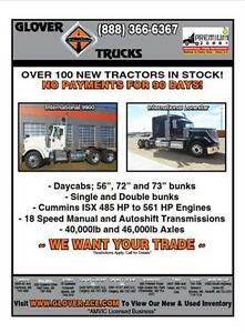 OVER 100 NEW TRACTORS IN STOCK!