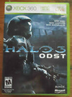 FOR SALE - XBOX 360 GAMES- PRINCE OF PERSIA / HALO 3 ODST