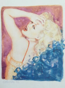 Olivia Pin Up Trading Cards